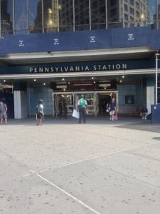I love Penn Station! Boy do I have stories about this place!