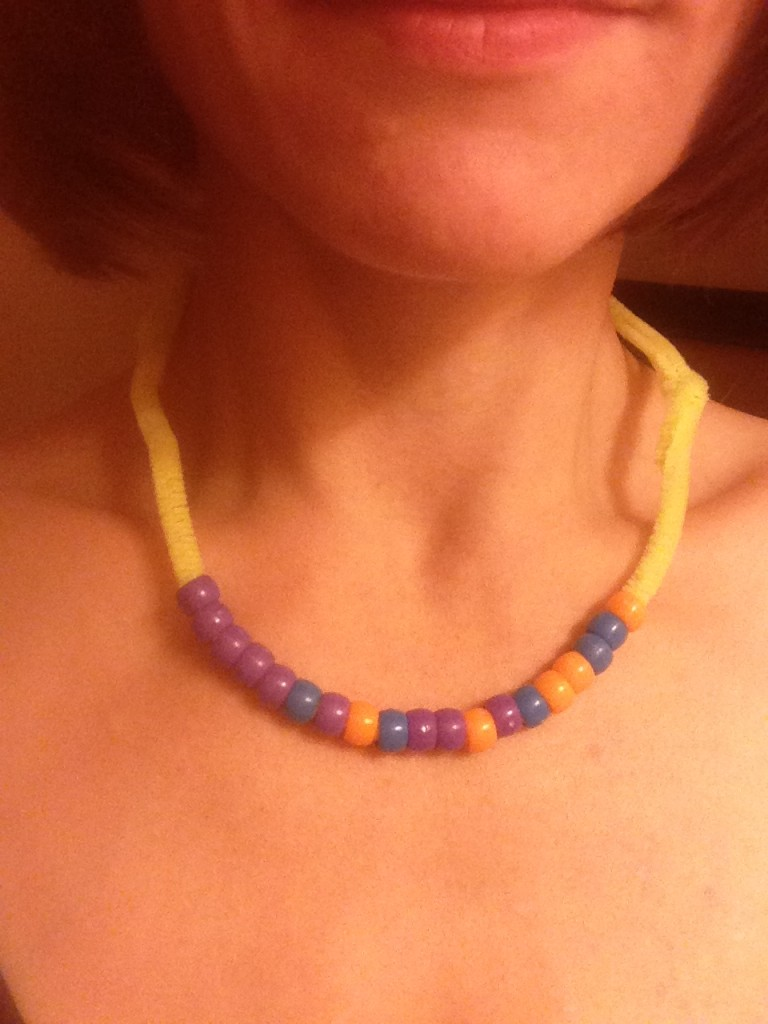 The most beautiful necklace in the world.