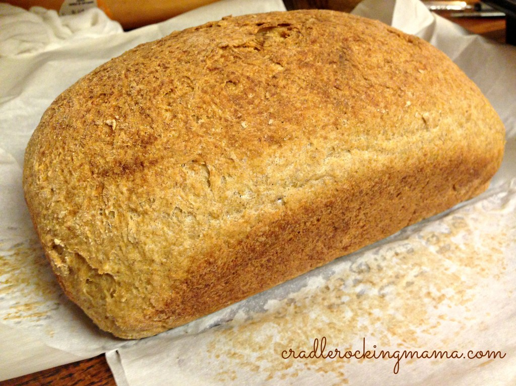 Gorgeous, beautiful, perfect bread loaf!