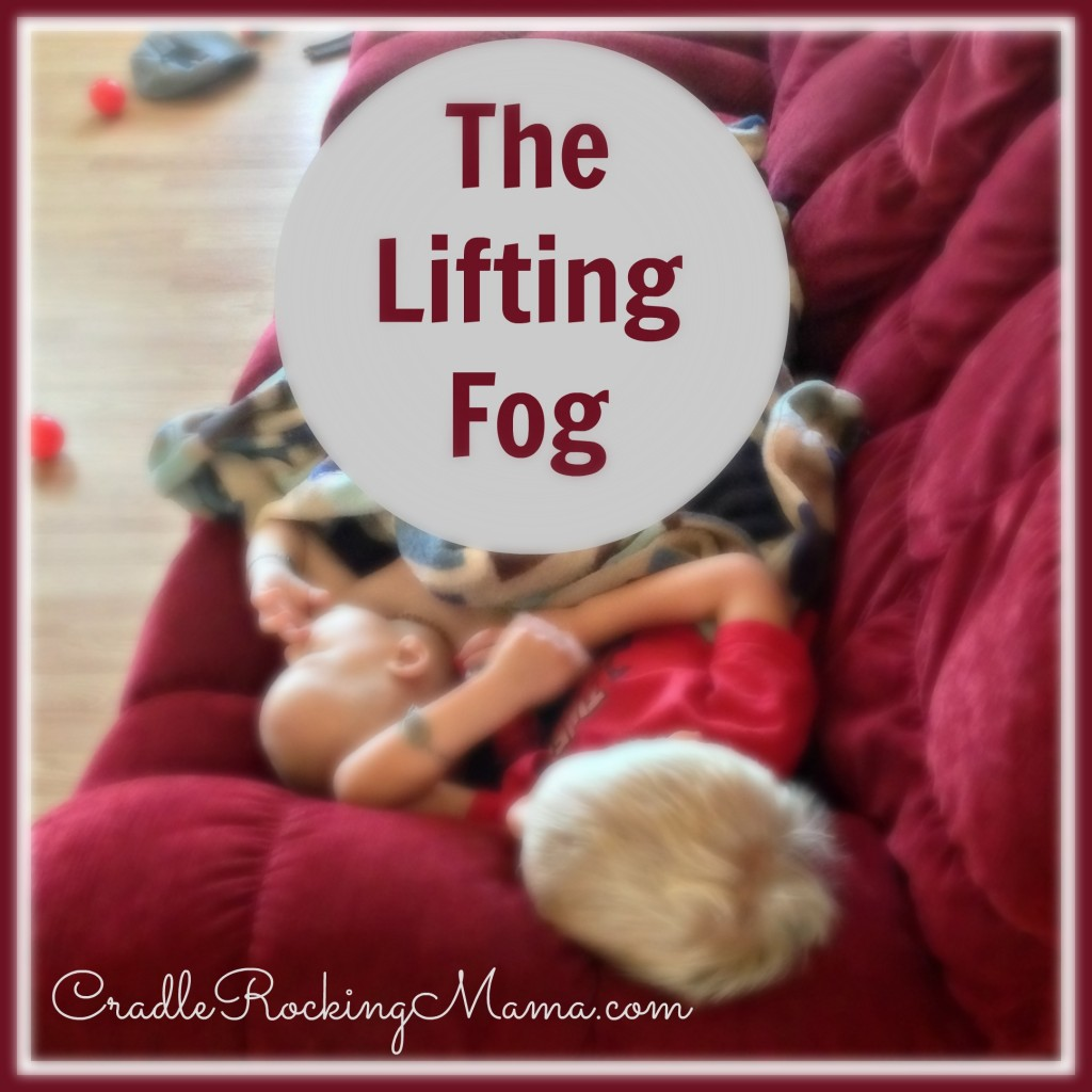 The Lifting Fog cradlercokingmama