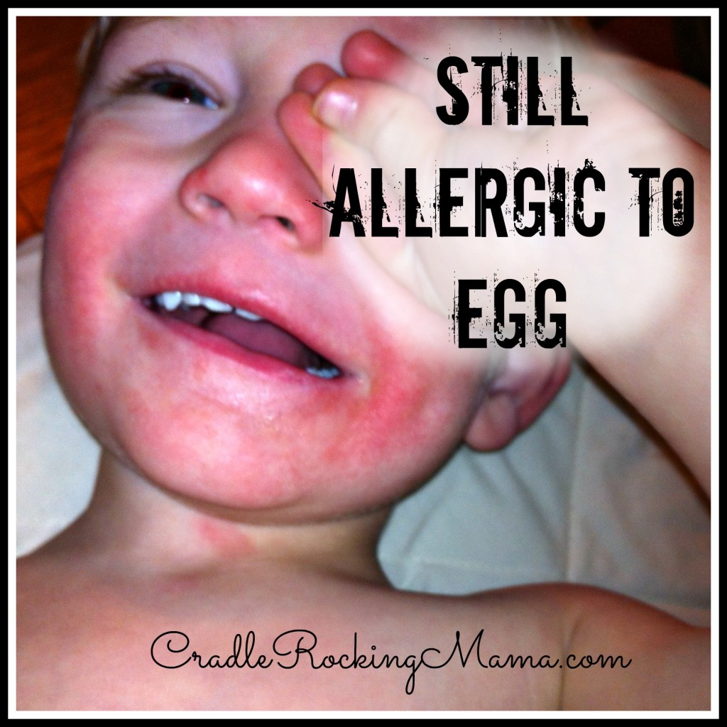 Still Allergic to Egg CradleRockingMama.com