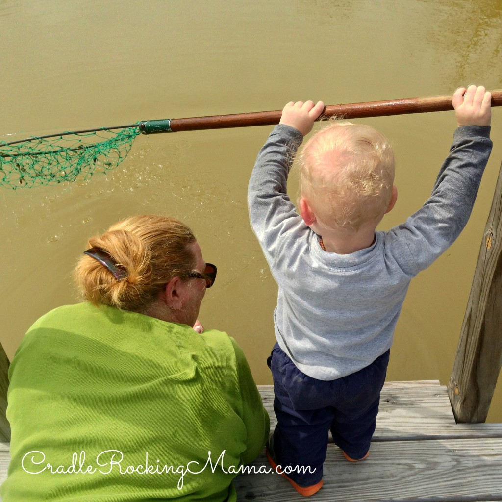 Gone Fishing CradleRockingMama.com
