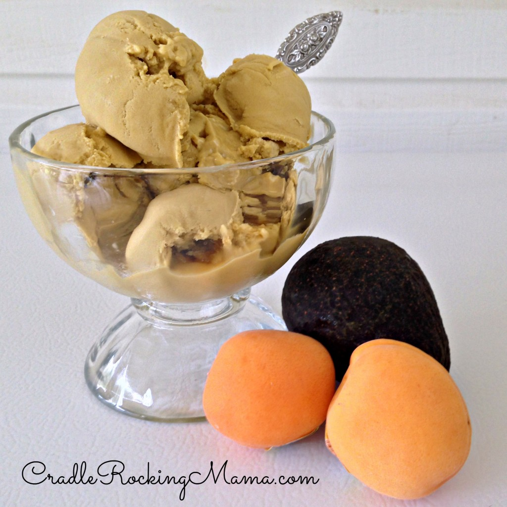 Delicious Apricots and Avocados CradleRockingMama.com