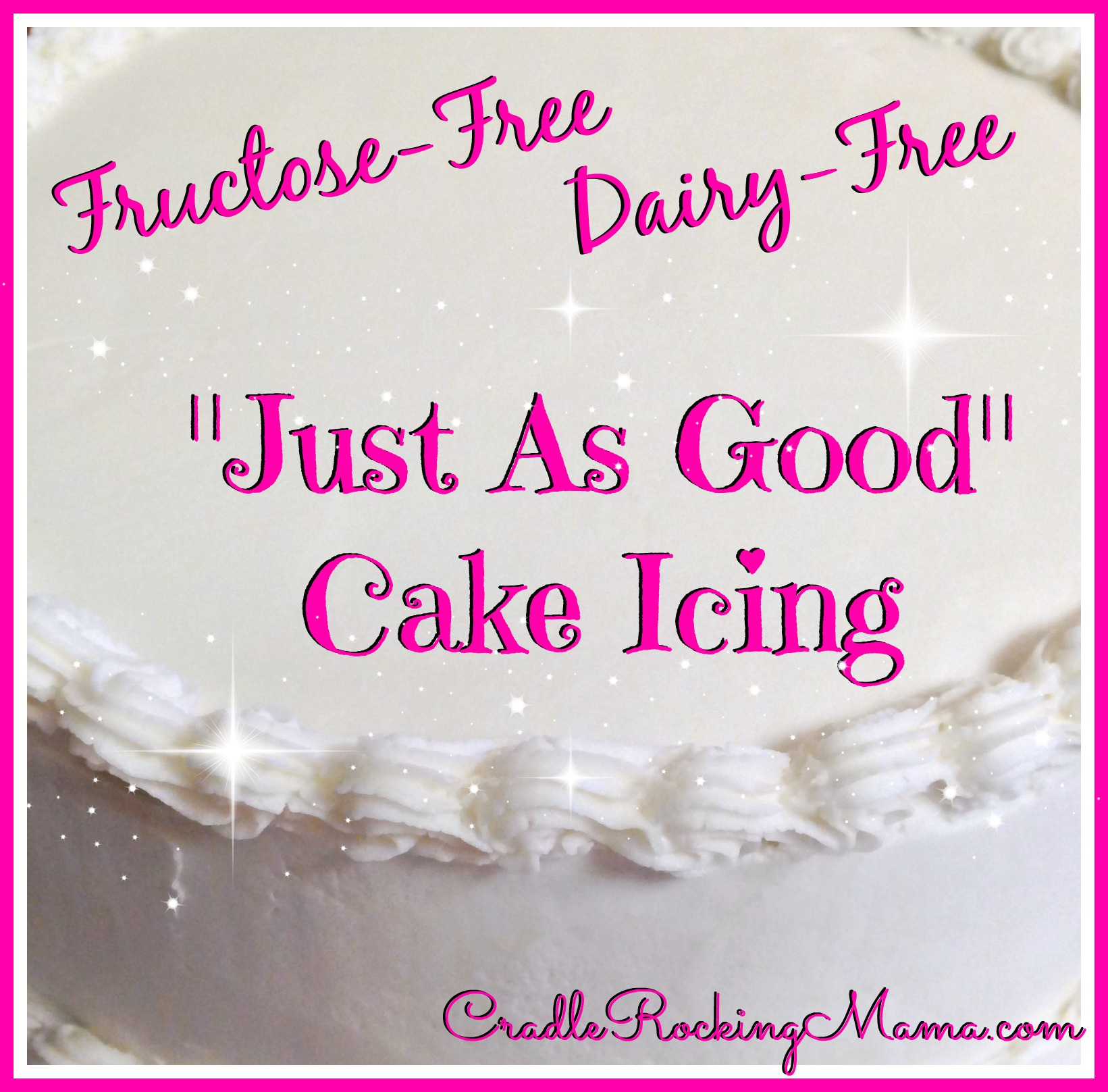 Fructose-Free, Dairy-Free \