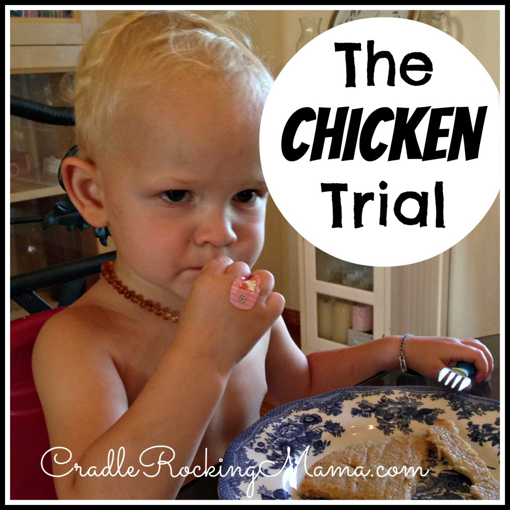 The Chicken Trial CradleRockingMama.com