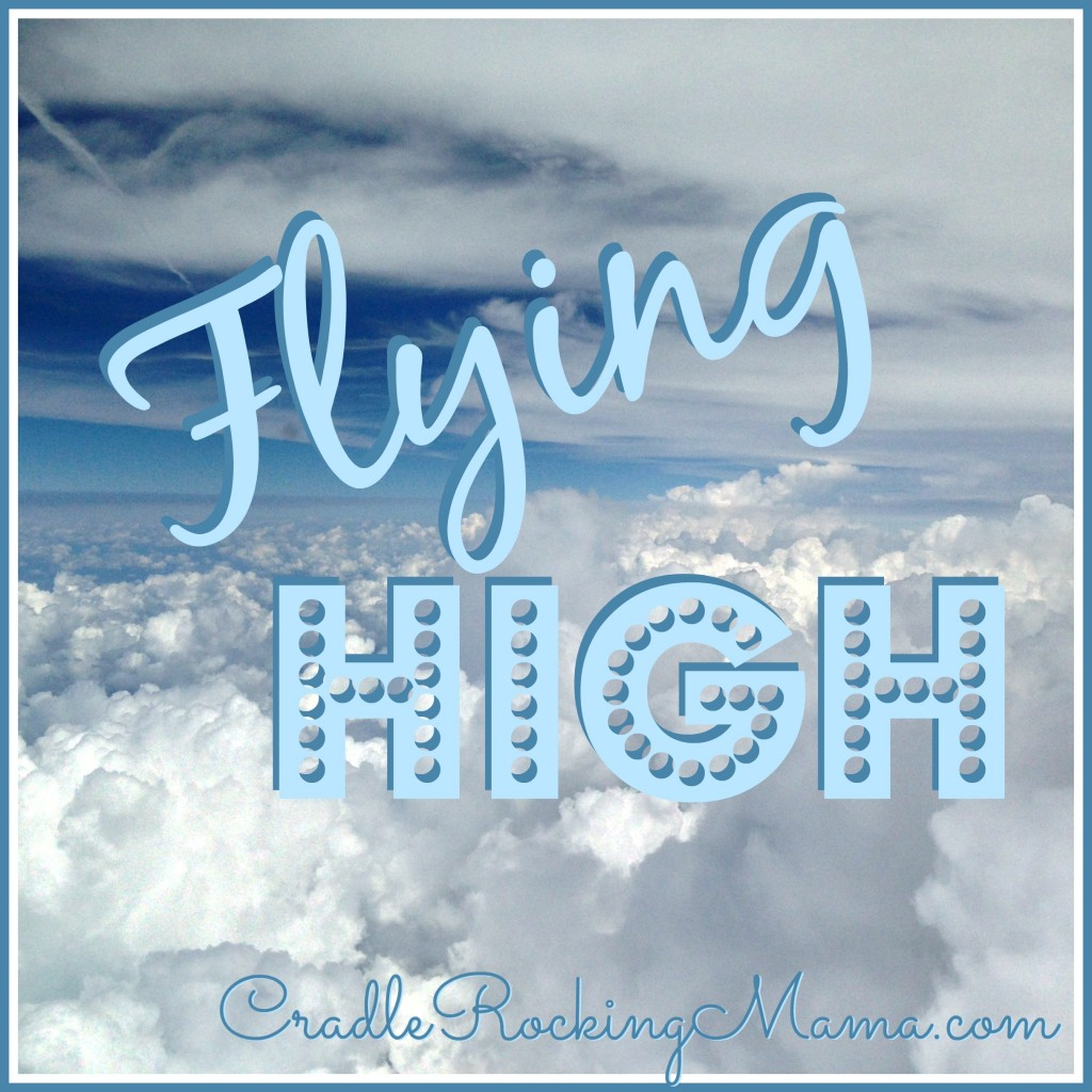 Flying High CradleRockingMama.com