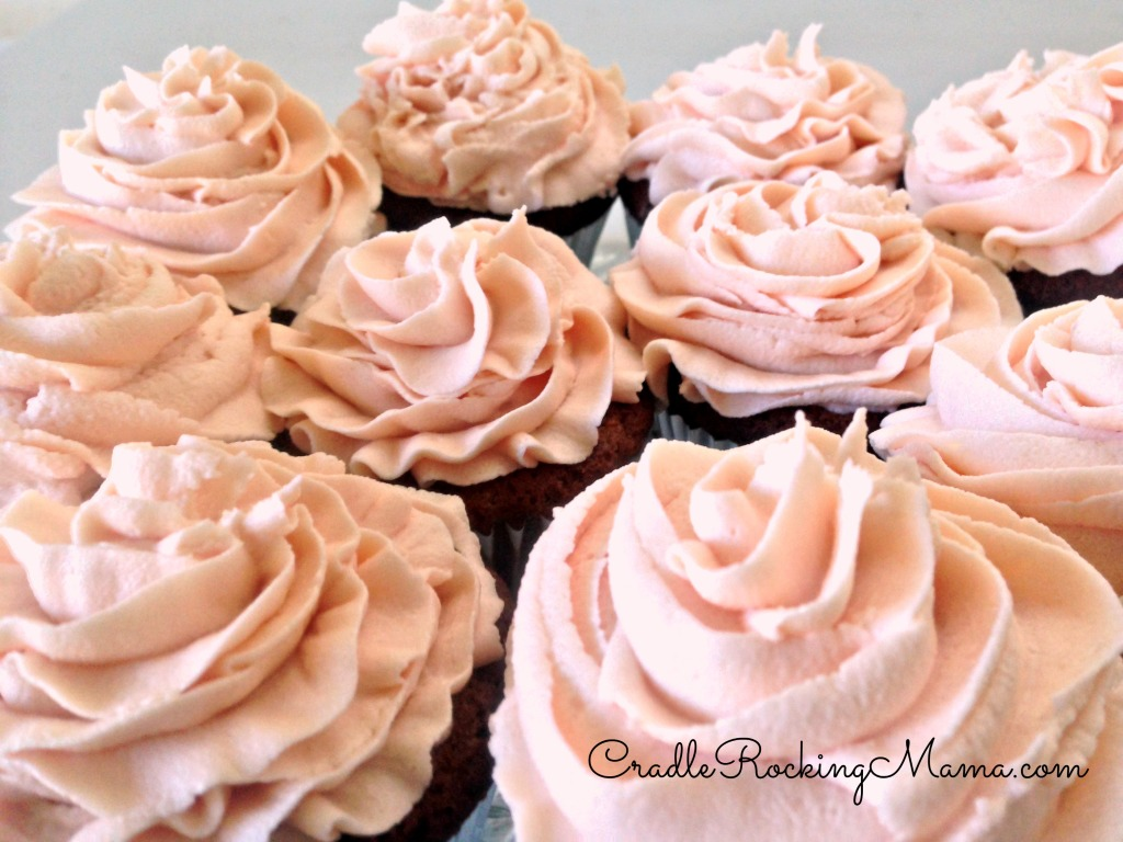 Allergy Free Cupcakes CradleRockingMama.com