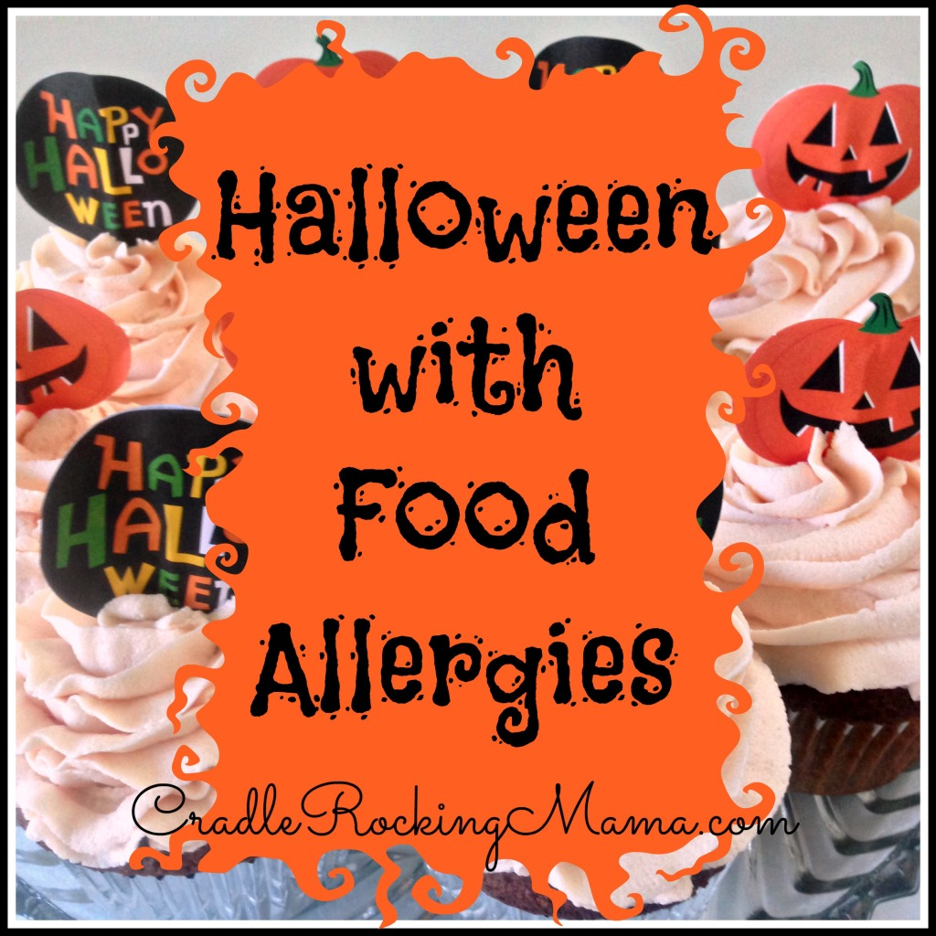 Halloween With Food Allergies CradleRockingMama.com
