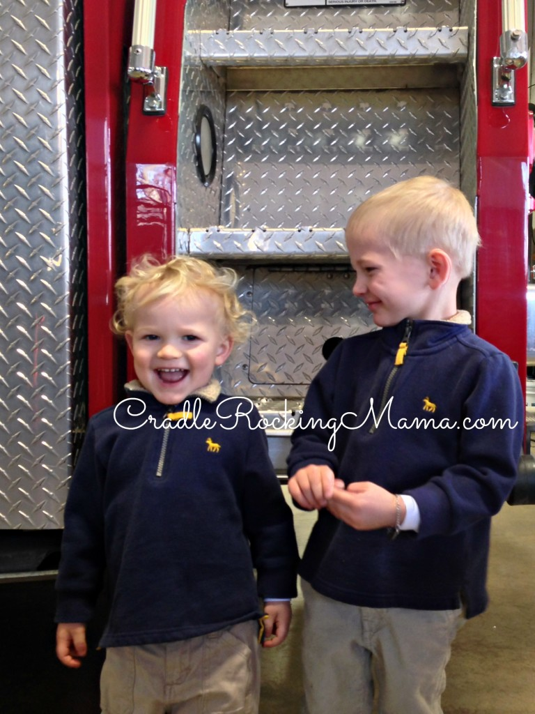 Loving the Fire House CradleRockingMama.com