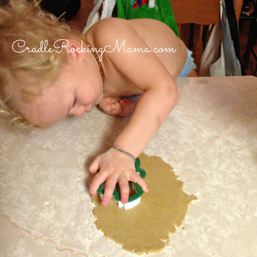 Cutting Out Cookies CradleRockingMama.com