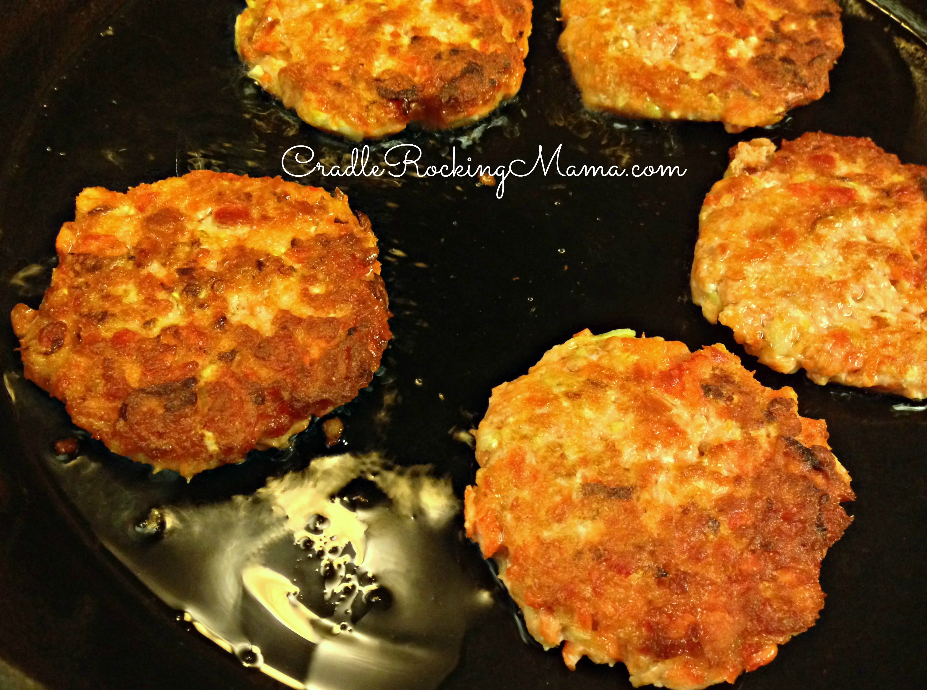 Egg Free Gluten Free Salmon Patties Revisited