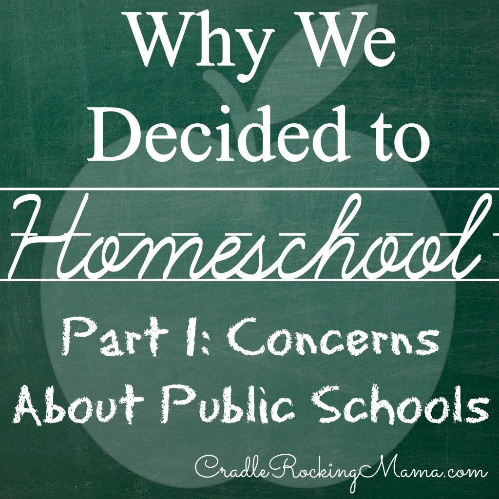 thesis statement homeschooling vs public schooling