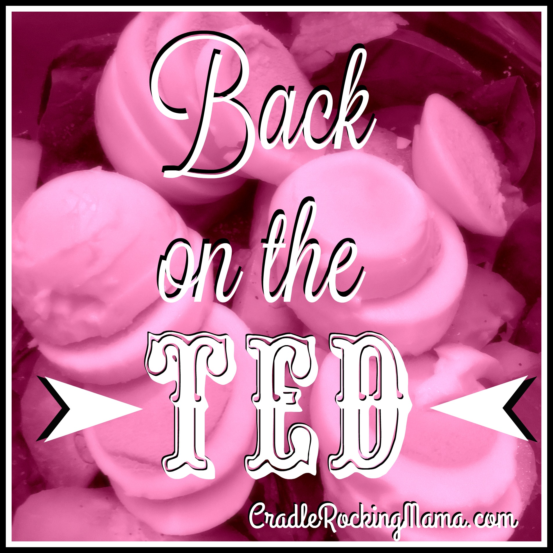 Back on the TED CradleRockingMama.com